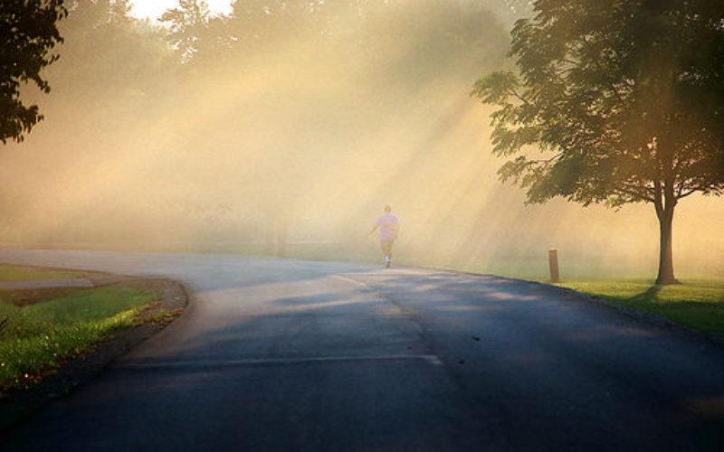 ダイエットの為のジョギング