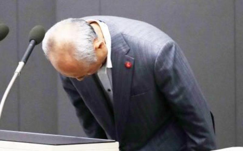 舛添要一都知事が金に絡む様々な疑惑と共に辞職