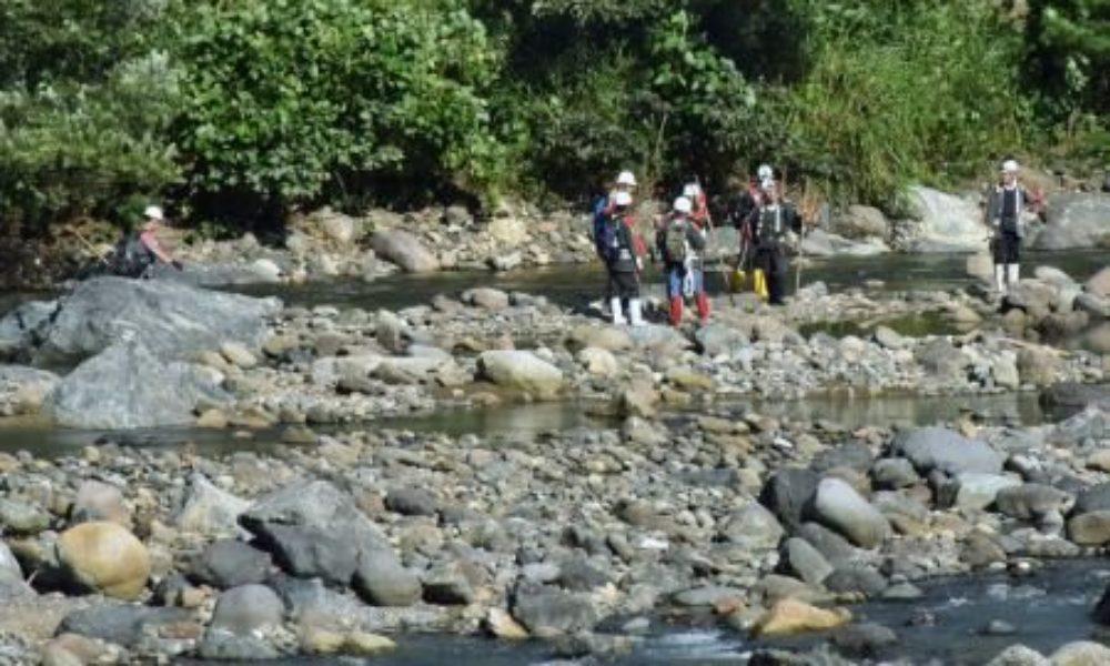 長野県小谷村で祭りに行った町田莉菜ちゃんが川底で死亡