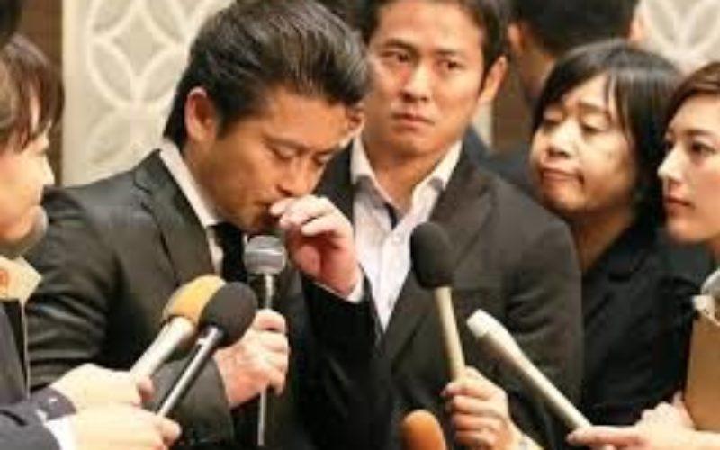 TOKIO山口達也の離婚の原因