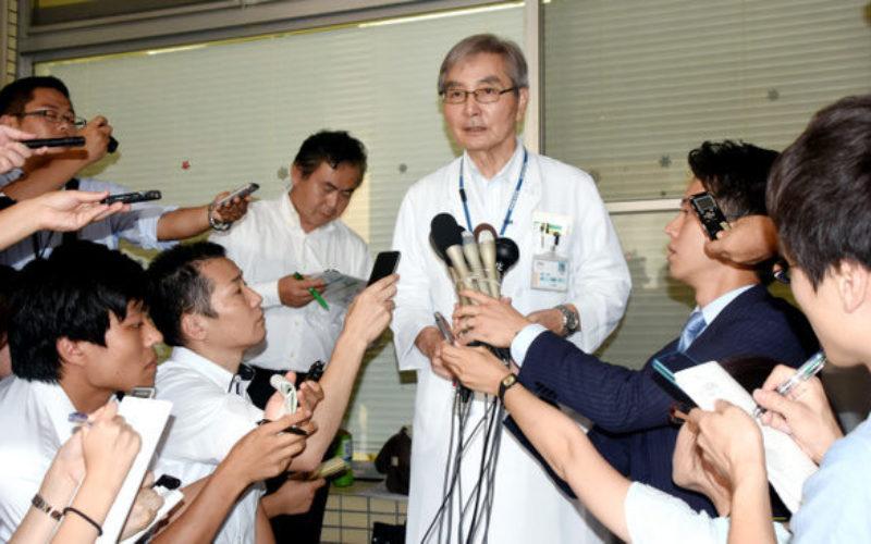 横浜市神奈川区の大口病院で点滴袋の中に界面活性剤の異物を混入させ患者殺害