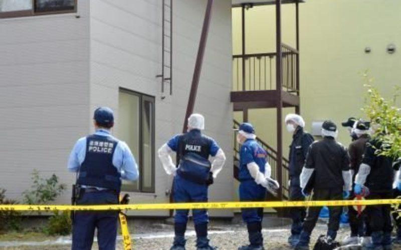北海道旭川市神居にある三世帯住宅で刺殺された3人の遺体