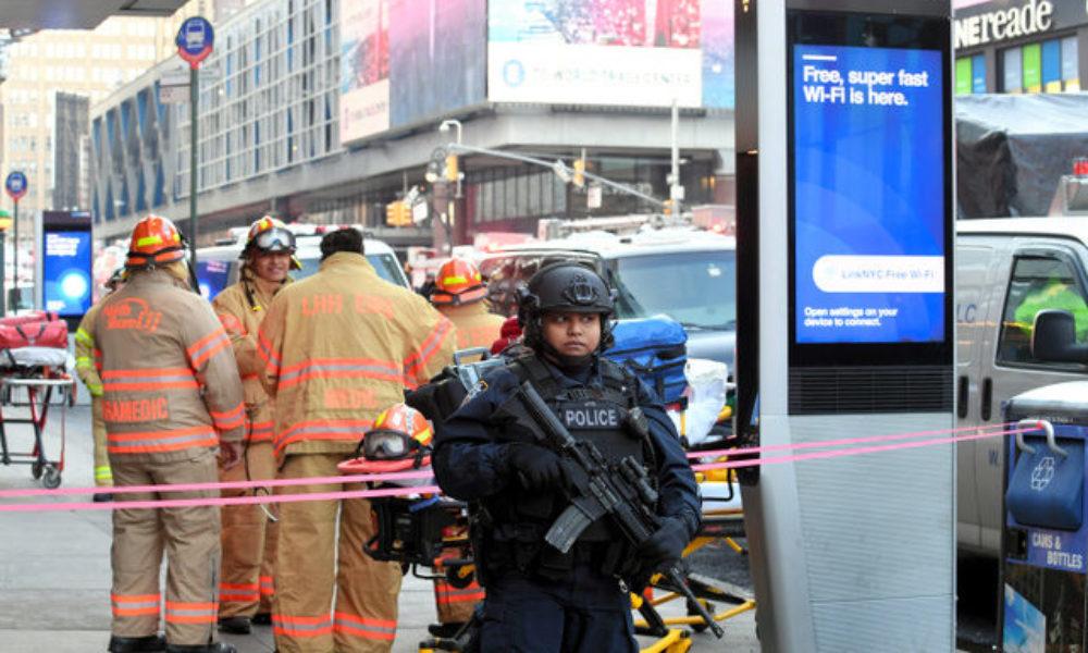 マンハッタン爆弾テロ事件