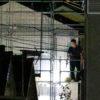 和歌山市塩屋ある土木建設会社の和大興業で作業員に拳銃発砲
