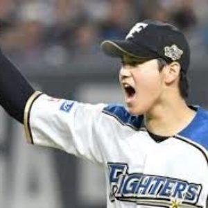 日本ハムの大谷翔平投手が日本新記録の165キロをマーク