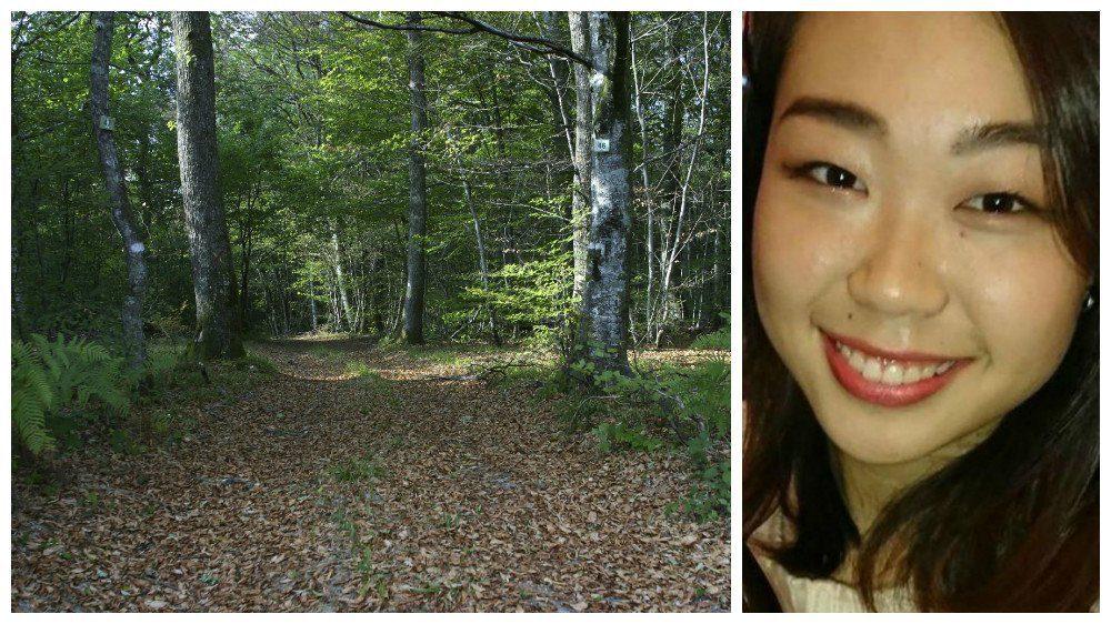 フランスの東部にある大学に留学中の黒崎愛海さん失踪事件
