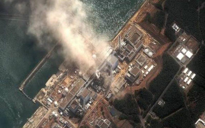 福島第一原発事故で汚染された水が海に流れ込み巡回して川まで汚染