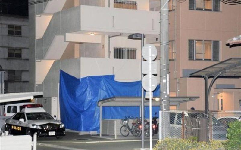 愛媛県今治市室屋の市営住宅で30代の女が引き起こした連続殺傷事件