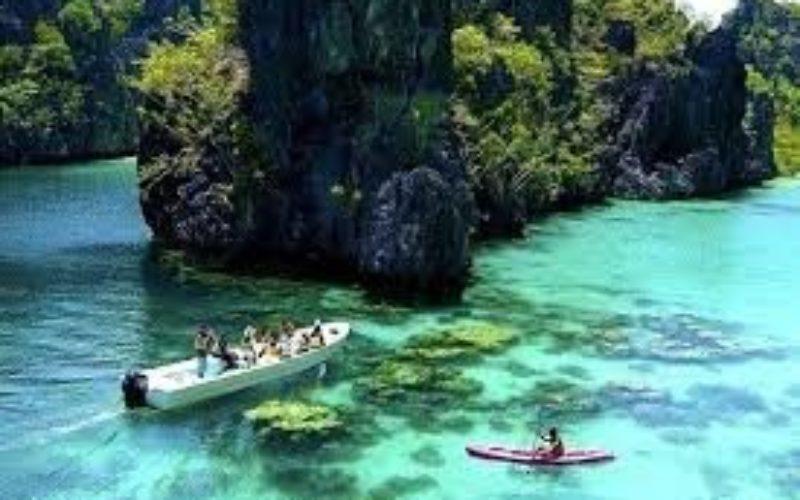 フィリピン西武パラワン州の島を訪れていた2人の日本人男性が行方不明