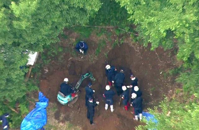 名古屋市西区に住む女性が行方不明事件