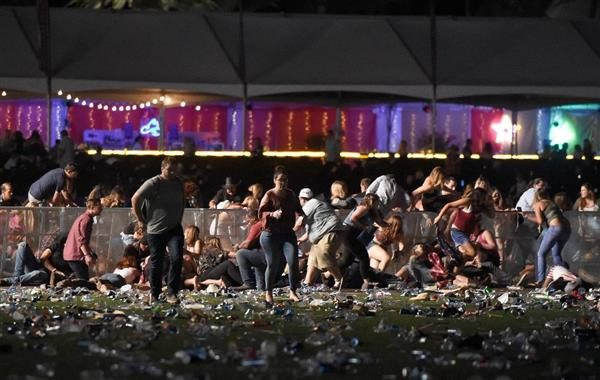 米国のラスベガスでイベント会場に向けて銃を乱射=58人が死亡515人が重軽傷