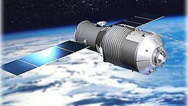 中国の無人宇宙実験室の天宮1号が制御不能になり地球に数ヶ月以内に落下