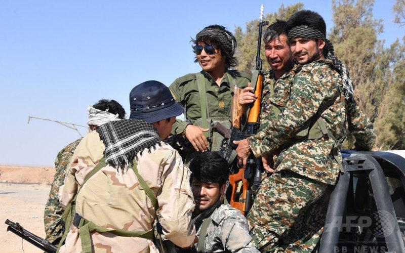 シリア内戦でアサド政権を支援する義勇兵と難民が2千人以上戦死