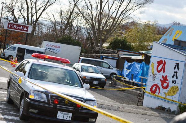 静岡県伊東市の干物販売店で男女を殺害した強盗殺人事件の控訴審