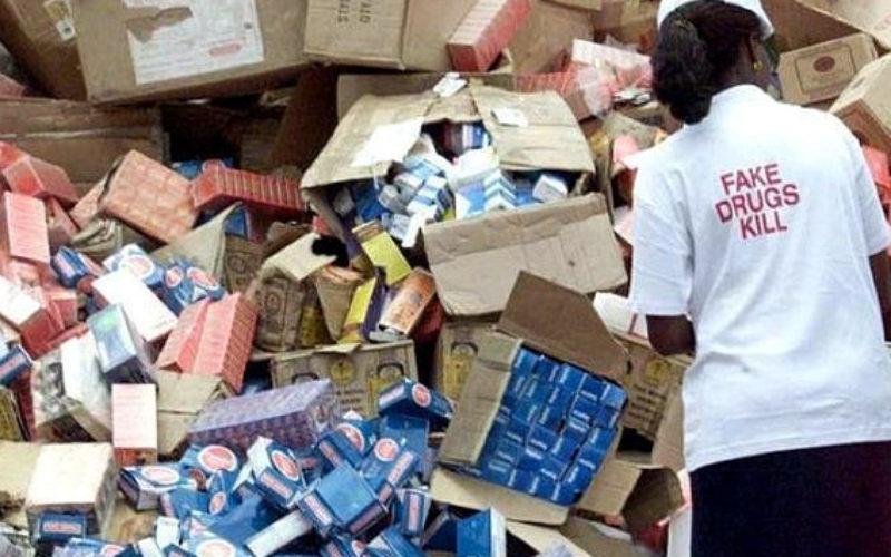 アフリカで偽造医薬品販売市場が横行して毎年10万人の犠牲者
