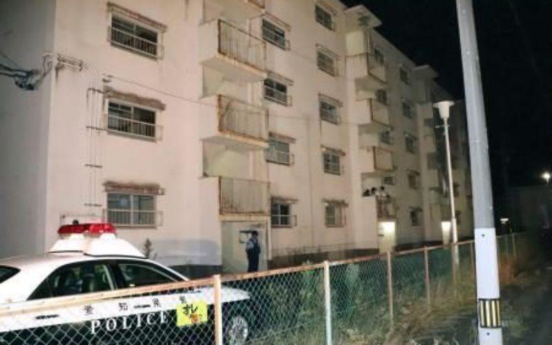 愛知県にあるマンションと岐阜県の集合住宅で二人の男性の遺体