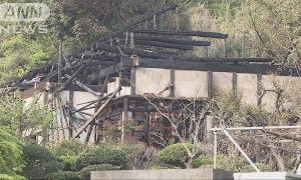 東京都町田市の住宅で火災が発生して焼け跡から1人の遺体