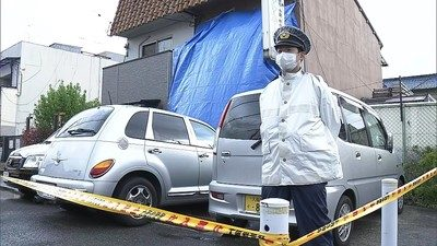 大阪府寝屋川市の住宅の室内で不動産会社社長が死亡