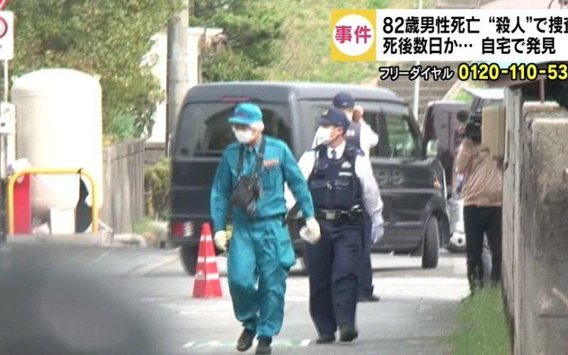 長野県飯田市の住宅で殺人事件