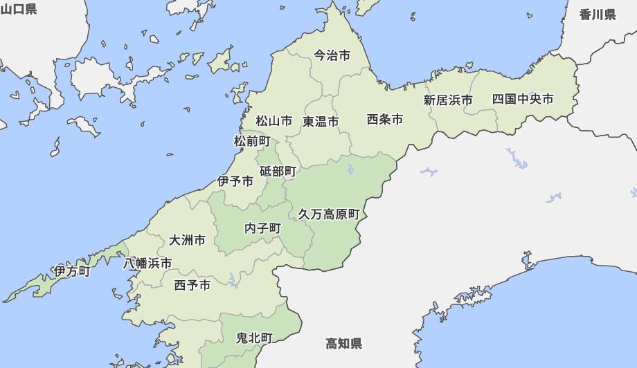 愛媛県新居浜市に住む男性が登山に出かけて救助を求めていたが死体で発見