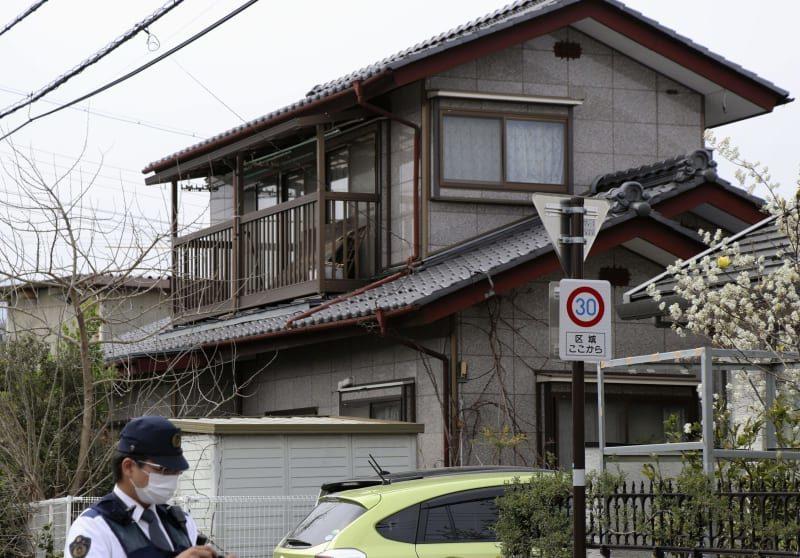 長野県飯田市の住宅で外傷のある男性の遺体