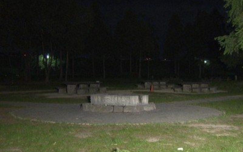 名古屋市西区の公園で暴行殺害事件