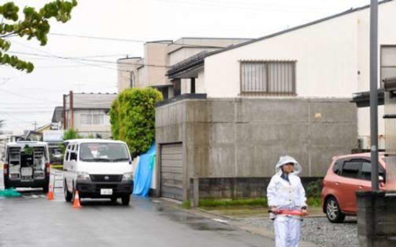 山形県天童市の自宅で薬剤師の女性が殺害されていた事件