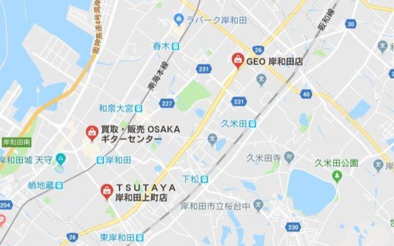 大阪府岸和田市新港町でテントが貼られた中で男女が自殺