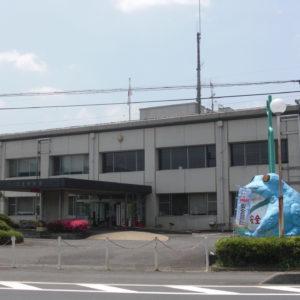 茨城県つくば市の市道脇に高齢女性の遺体