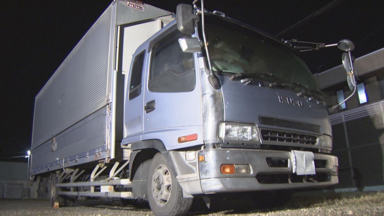 愛知県小牧市でトラック運転手の男が割り込みに激高して殺人未遂
