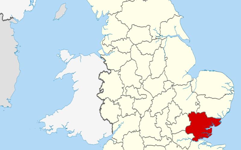 英・イングランド東部エセックスでトラックの荷台に39人の遺体