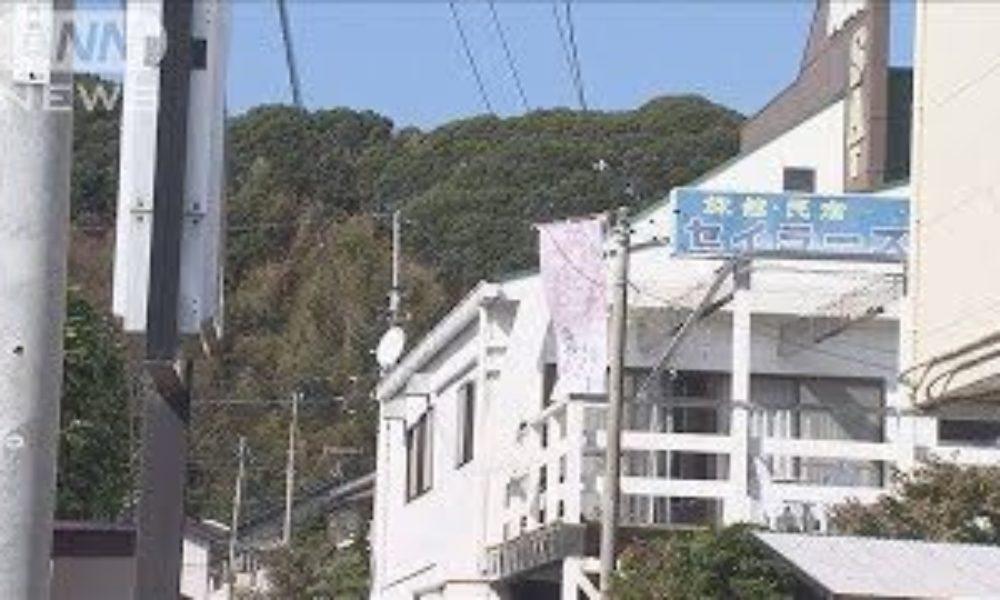 茨城県大洗町の住宅兼民宿セイラーズで高齢夫婦が刺されて重傷