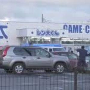 群馬県沼田市にあるレンタル店舗で従業員を襲う強盗殺人事件