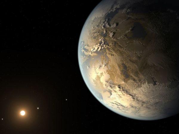 宇宙の果に地球よりも生命に満ち溢れる惑星が存在する予感