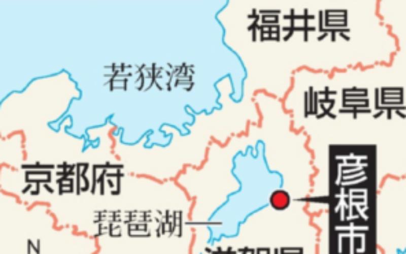 滋賀県東近江市で男性を車のトランクに拉致して死亡させた男らを逮捕