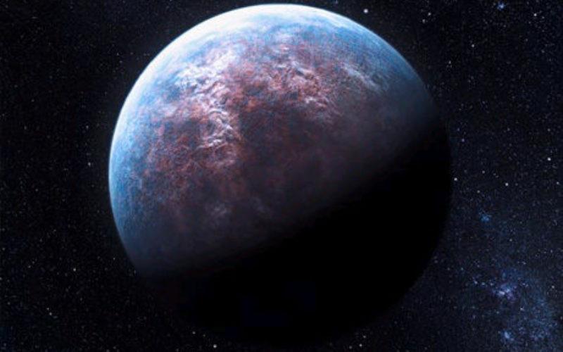 宇宙空間の中に地球よりも生命に満ち溢れる惑星が存在する予感