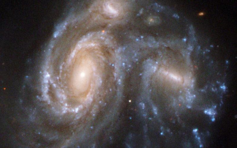 銀河の衝突