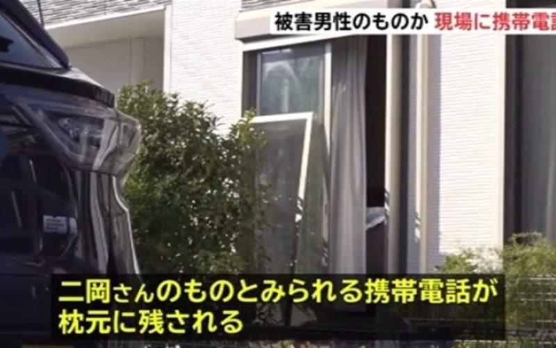 東京都東久留米市の住宅で50ヶ所以上刺された男性の遺体