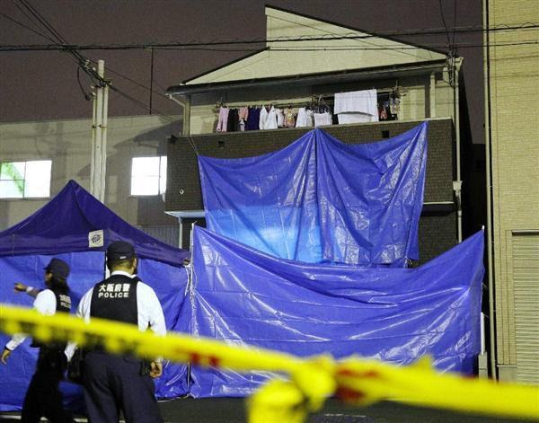 大阪府門真市の住宅に侵入して一家4人を殺傷した裁判