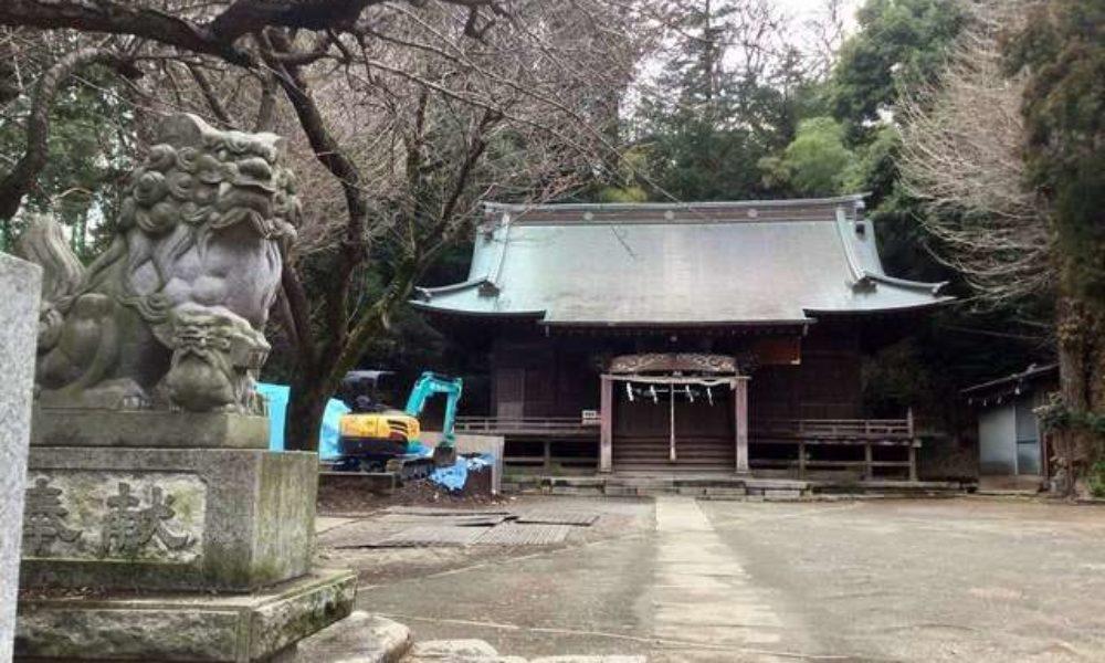 川崎市宮前区の神社で10年前に女子高生に乱暴を働いた男を逮捕