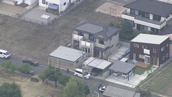 岐阜県北方町にある住宅に鉄のバールを持って複数人で強盗事件