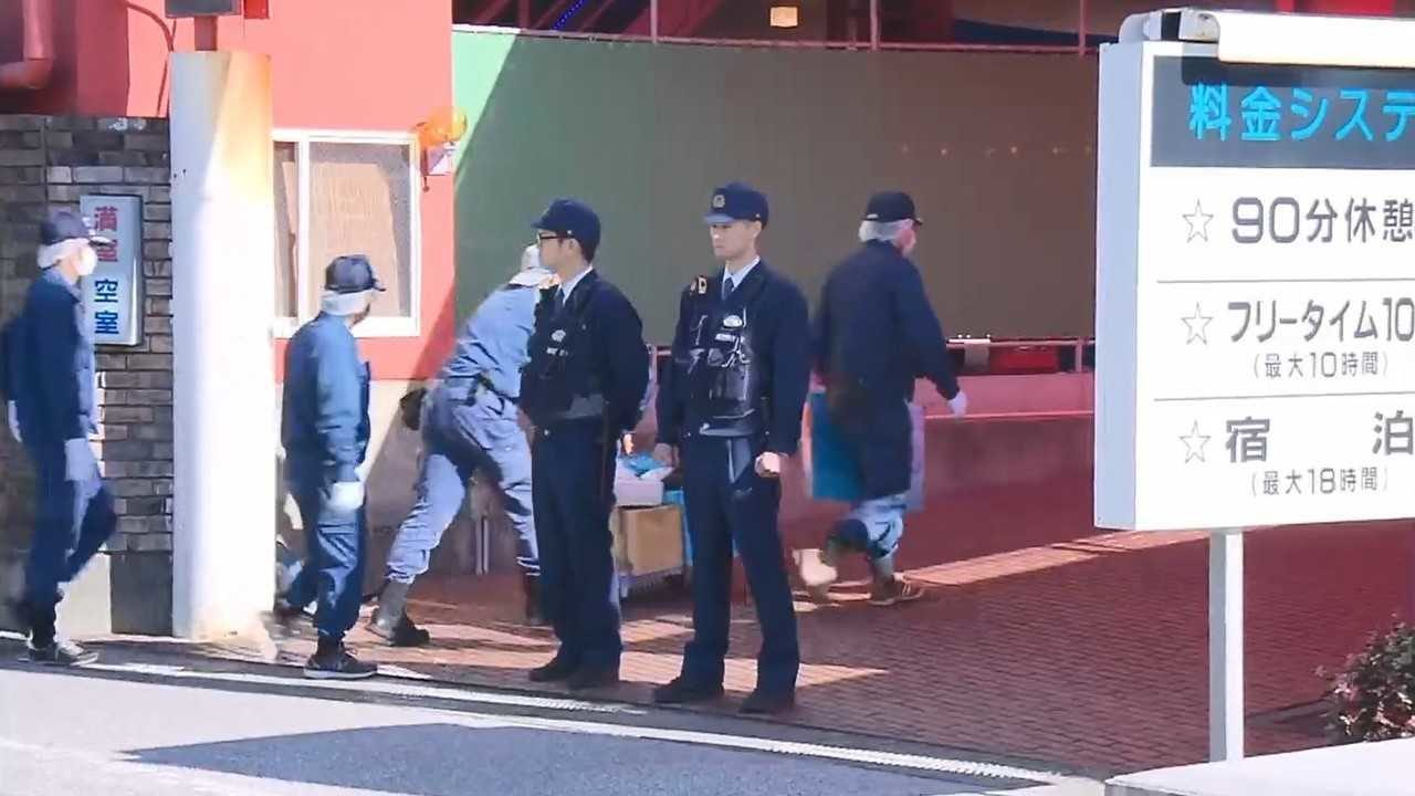 名古屋に住む夫が実家に帰った妻の居場所を突き止めホテルで殺害