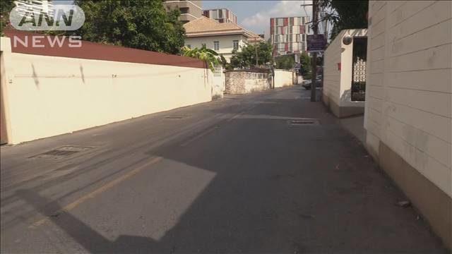 タイ首都バンコクで日本人男性が二人組襲われた強盗事件