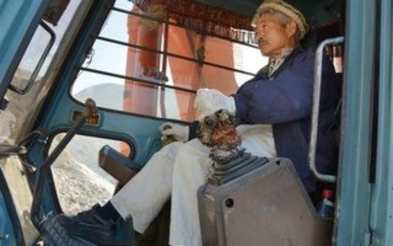 ジャララバードで人道支援に取り組んでいた中村哲さん襲撃事件
