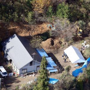 福島市松川町の借家で同居する男性を殺害した容疑で男女を逮捕