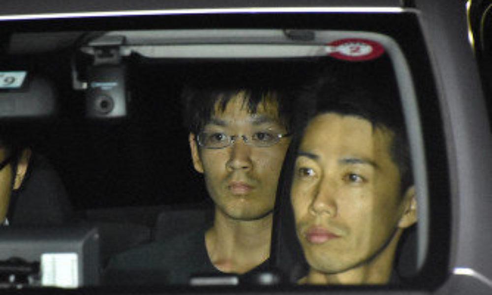 埼玉県三郷市にある警備会社に保管していた3億6千万円窃盗事件