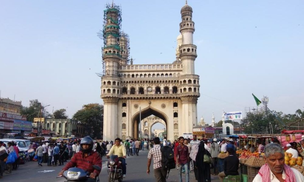 インド南部のハイデラバード