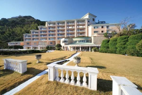 沼津市にある会員制の淡路島ホテルが破産手続き