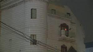 埼玉県川越市にあるホテルの客室内で同伴してきた女性が死亡