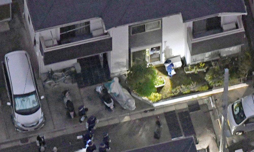 東京都東久留米市の自宅で男性が刺殺された事件